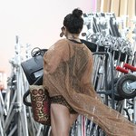 Tak Vanessa Hudgens ubrała się do sklepu