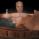 Tak Wiedźmin 3 wyglądałby na pierwszym PlayStation