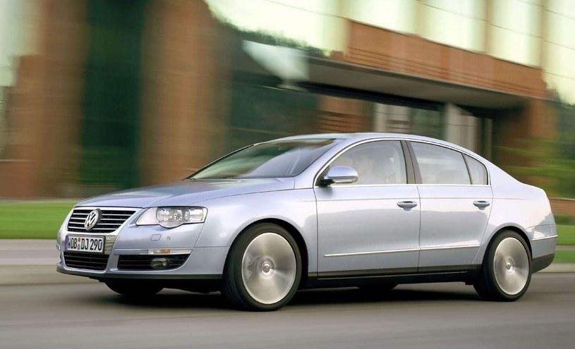Tak, wśród aut, które kwalifikują się do zezłomowania, jest również Volkswagen Passat B6 /