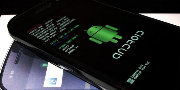 Tak wygląda bootloader dla Androida /materiały prasowe