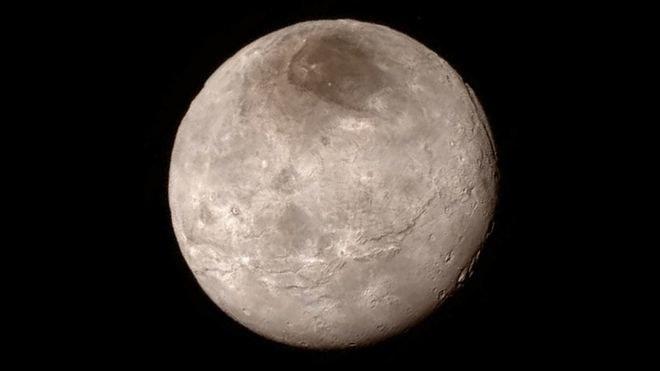 Tak wygląda Charon /NASA
