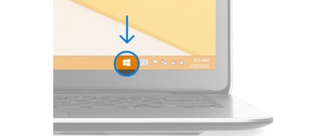 Tak wygląda ikona aktualizacji - znajdziemy ją w prawym, dolnym rogu (jeśli Pasek Narzędzi mamy umieszczony na dole pulpitu) /INTERIA.PL