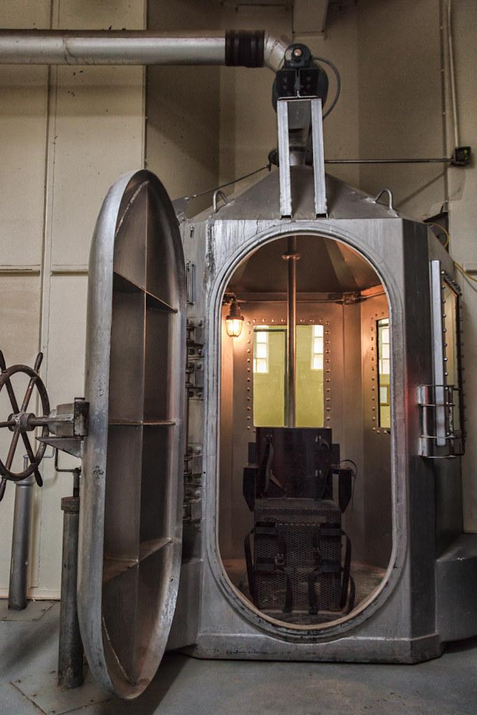 Tak wygląda komora gazowa stosowana w Meksyku /Ken Piorkowski /Wikimedia