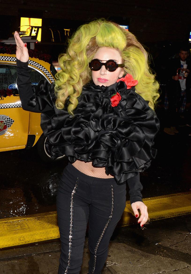 Tak wygląda Lady Gaga obecnie /Theo Wargo /Getty Images