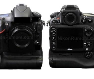 Tak wygląda Nikon D800?!