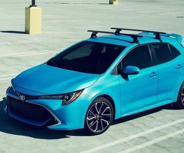 Tak wygląda nowa Toyota Corolla