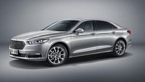 Tak wygląda nowy Ford Taurus