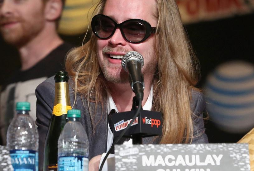 Tak wygląda obecnie Macaulay Culkin /Cindy Ord /Getty Images