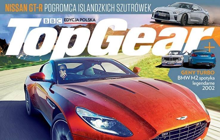 Tak wygląda ostatni (na razie?) numer Top Gear /
