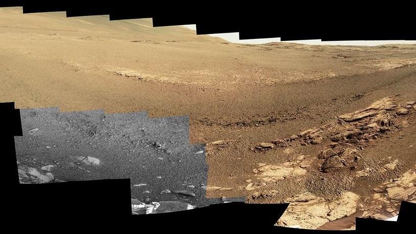 Tak wygląda ostatnia panorama Marsa widziana przez łazik Opportunity /NASA