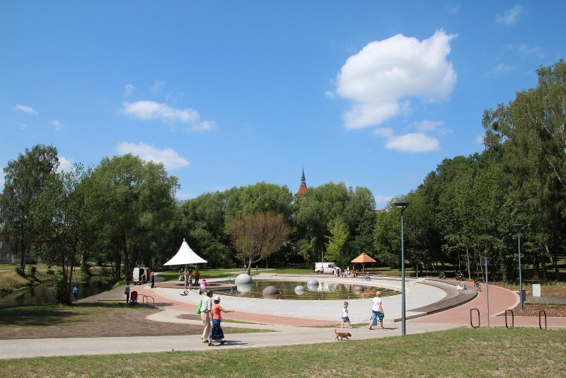 Tak wygląda Park Centralny /Piotr Bułakowski /RMF FM