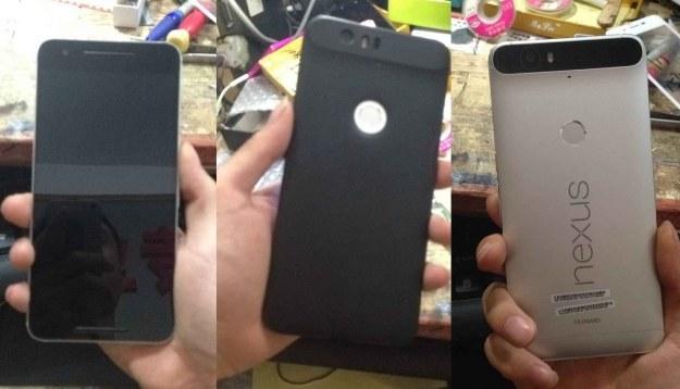 Tak wygląda podobno nowy Nexus w wydaniu Huawei. Fot. Tiesen Fu /materiały prasowe