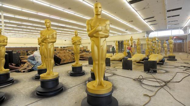 Tak wygląda przygotowanie do ceremonii oscarowej, fot. Charley Gallay /Getty Images/Flash Press Media