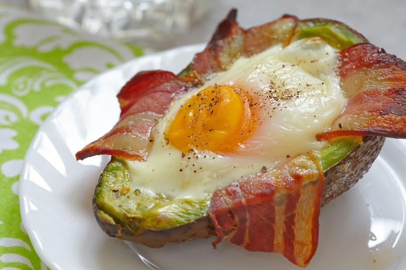 Tak wygląda śniadanie na diecie ketogenicznej /123RF/PICSEL
