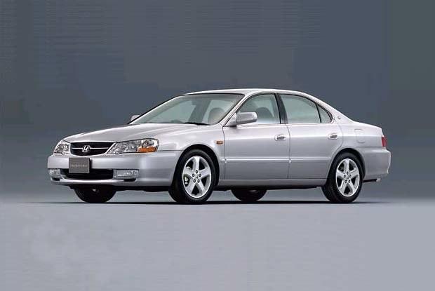 Tak wygląda sprzedawana obecnie w Japonii Honda Inspire (kliknij) /INTERIA.PL