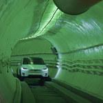 Tak wygląda stacja kolejki Hyperloop w Las Vegas