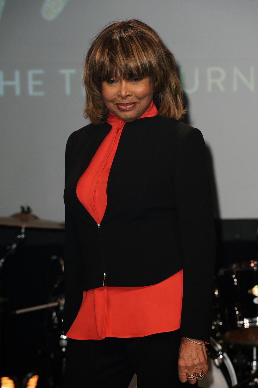 Tak wygląda Tina Turner obecnie /Eamonn M. McCormack /Getty Images