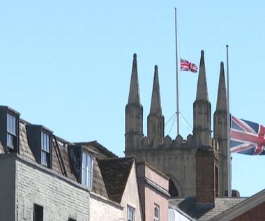 Tak wygląda Windsor w dniu pogrzebu księcia Filipa