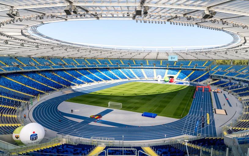 Tak wygląda zmodernizowany Stadion Śląski w Chorzowie /Fot. Andrzej Grygiel /PAP/EPA