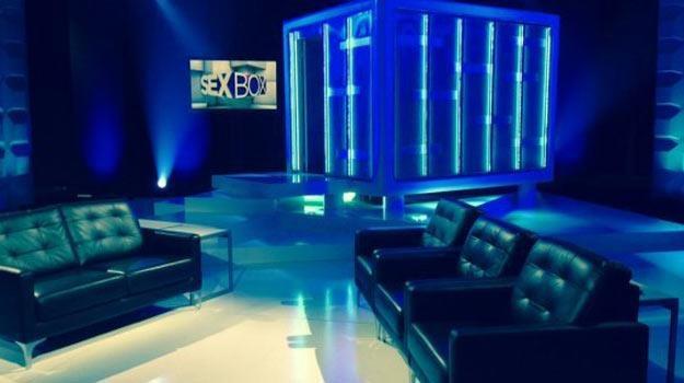 """Tak wyglądać będzie studio programu """"Sex Box"""" /materiały prasowe"""