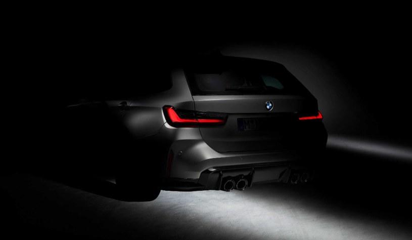 Tak wyglądać będzie tył BMW M3 Touring? /