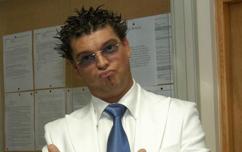 Tak wyglądał Danzel w 2006 roku /Mieczyslaw Wlodarski /Reporter