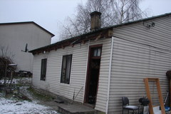 Tak wyglądał stary dom pana Grzegorza z Szydłowca