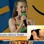 Tak wyglądała 12-letnia Doda!