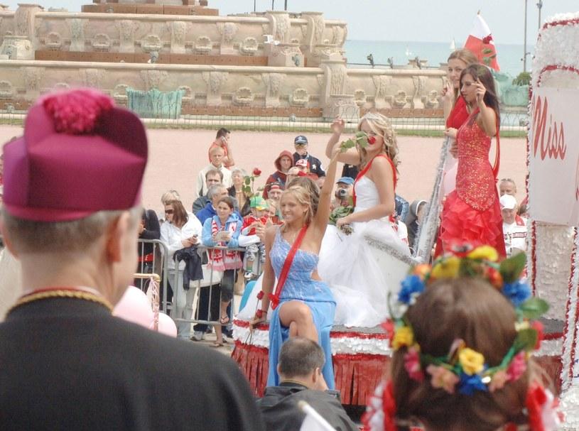 Tak wyglądała trzeciomajowa parada w 2007 r. /Jurecki/Tygodnik Podhalanski/REPORTER /East News