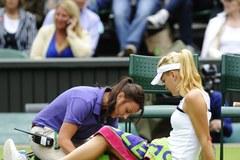 Tak z awansu do półfinału Wimbledonu cieszyła się Agnieszka Radwańska!