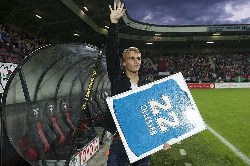 Tak z NEC Nijmegen żegnał się Jesper Cillessen / VI-Images  /Getty Images