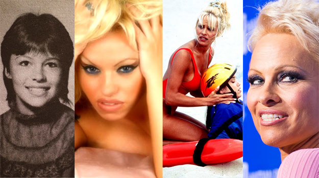 Tak zmieniała się Pamela Anderson na przestrzeni lat /Valerie Macon/ Hulton Archive /Getty Images