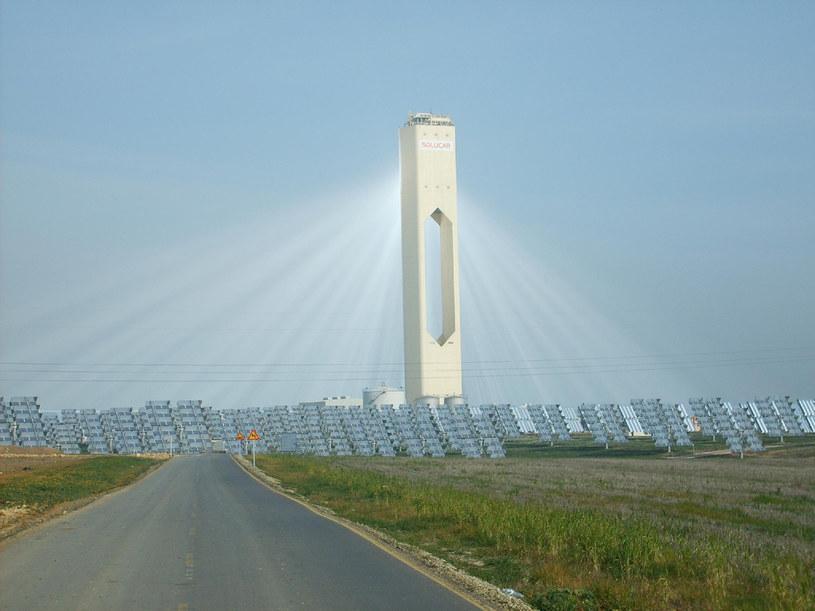 Taka elektrownia słoneczna wkrótce powstanie w Dubaju /materiały prasowe