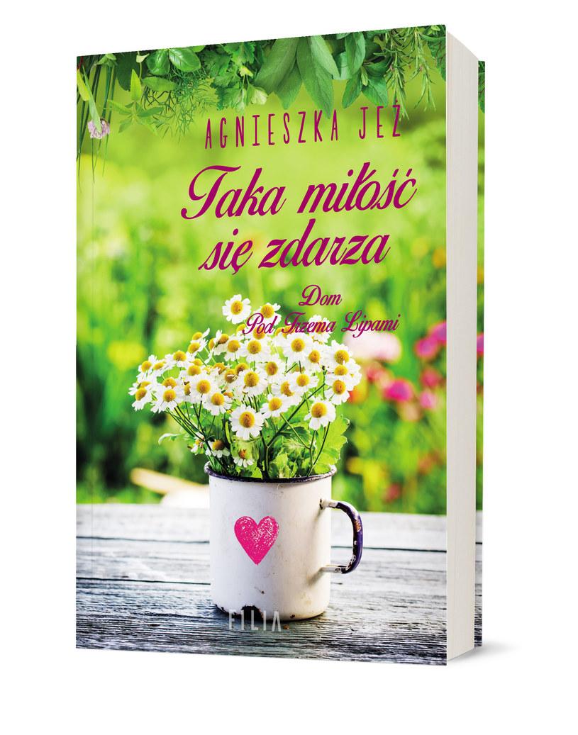 Taka miłość się zdarza, Agnieszka Jeż /materiały prasowe