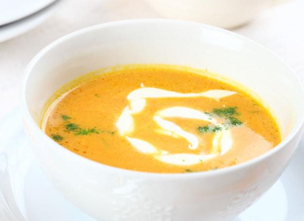 Taka zupa polecana jest osobom będącym na diecie. /123RF/PICSEL