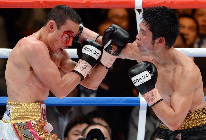 Takashi Miura (z prawej) /AFP
