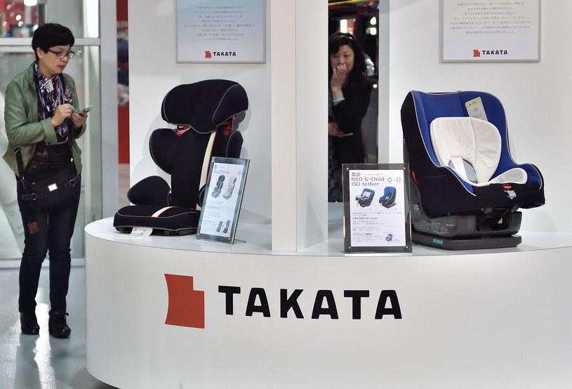 Takata produkuje nie tylko poduszki powietrzne /AFP