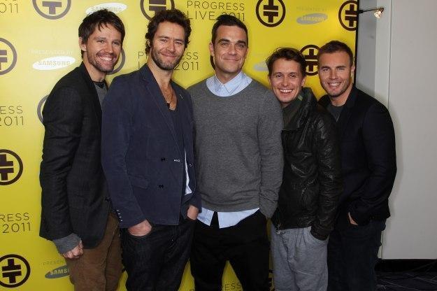 Take That biją rekordy popularności fot. Dave Hogan /Getty Images/Flash Press Media