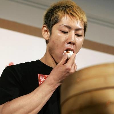 Takeru lubi dobrze zjeść /AFP