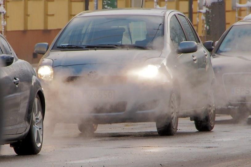 Taki dym to niegroźna para /Tomasz Jodłowski /Reporter