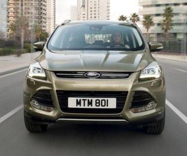 Taki jest nowy ford kuga. Poprzedni był ładniejszy?