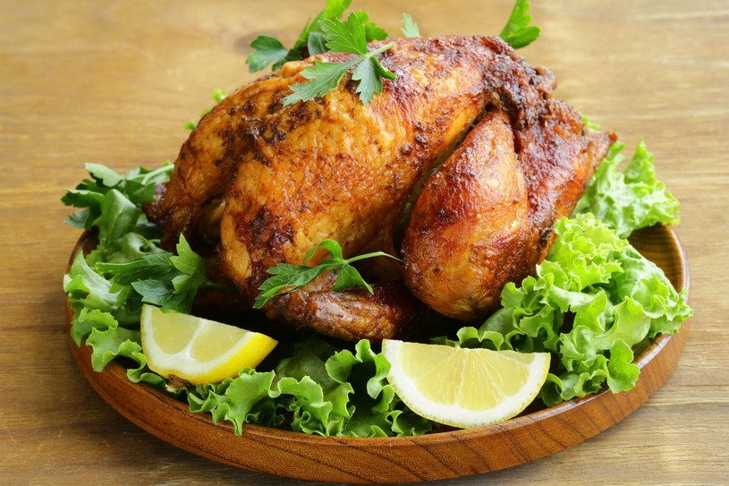 Taki kurczak smakuje doskonale /123RF/PICSEL