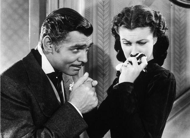 Taki mężczyzna, jak Rhett Butler zdarza się raz na milion /Getty Images/Flash Press Media