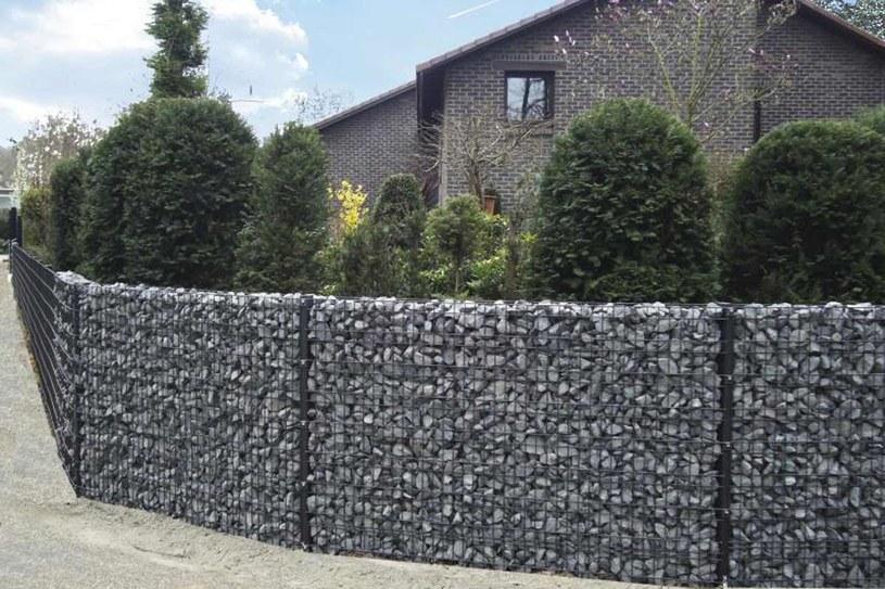 Taki mur możesz postawić samodzielnie /materiały prasowe