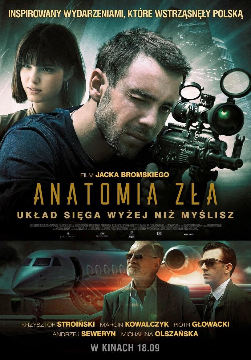 Anatomia Zła Nowy Plakat Autorstwa Andrzeja Pągowskiego