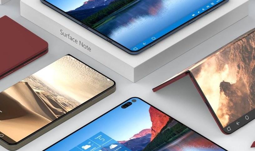 Taki smartfon byłby niekwestionowaną rewolucją /Ryan Smalley /Internet