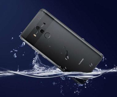 Taki wyświetlacz może mieć Huawei Mate 20 Pro