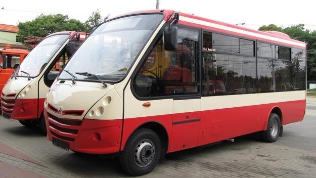Takie busy będą jeździć po Głównym Mieście /RMF