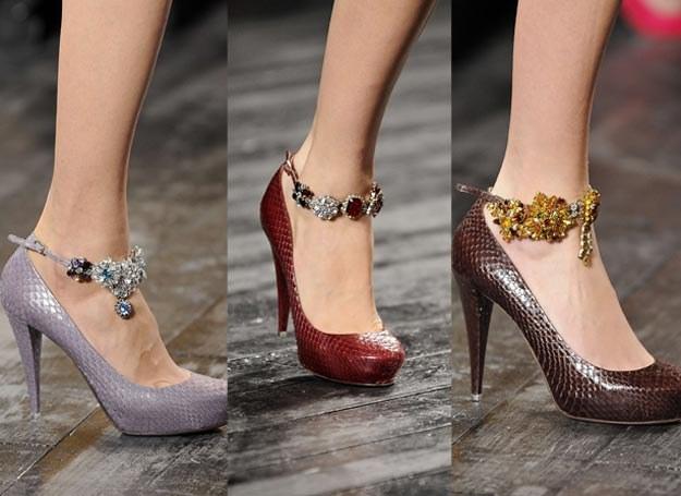 Takie buty to prawdziwa ozdoba /East News/ Zeppelin