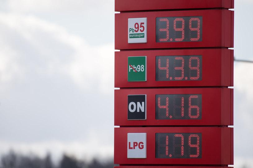 Takie ceny już mogą być nieaktualne. Paliwa wciąż tanieją /Wojciech Strozyk/REPORTER /East News/Reporter